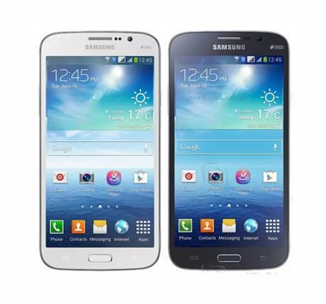 Refurbi hed am ung galaxy mega 5 8 i9152 unlocked cell phone dual core 5 8 quot ram 1 5gb rom 8gb 8mp dual im im 3g