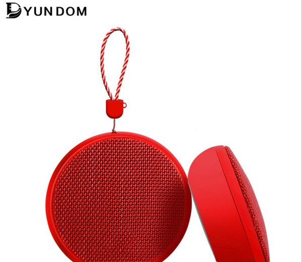 New cloth bluetooth speaker Mini mobile computer universal wireless audio gift audio logo customization