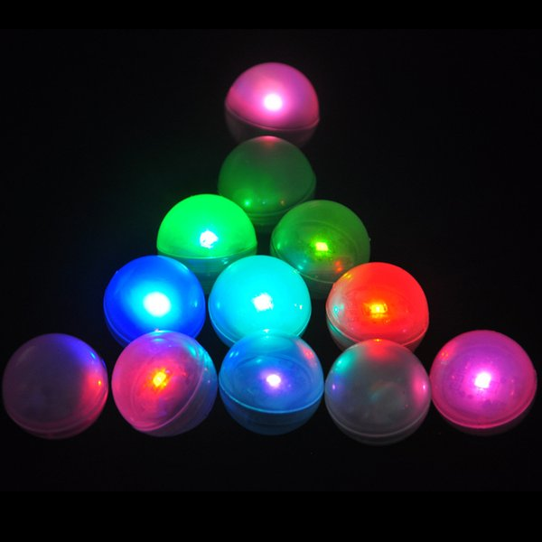 60pcs Fairy Pearls!!! Battery Operated Mini Twinkle LED Light Berries 2CM Floating LED Ball For Wedding Party Events Decoration Light