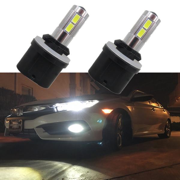 2X 880 893 Fog Daytime Running Driving Light High Power Super LED Bulb White CSP