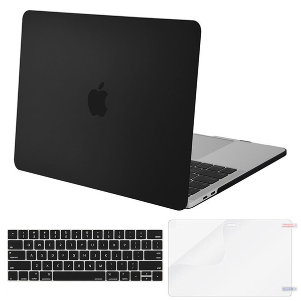 Mosiso Protective Case for Macbook Pro 15 Touch bar Retina 2017 A1707 A1990 Mac Pro Case Accessories + Silicone keyboard Cover
