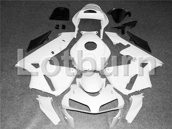 Custom Made Motorcycle Fairing Kit Fit For Honda CBR600RR CBR600 CBR 600 2003 2004 03 04 F5 ABS Fairings fairing-kit Injection Molding A194