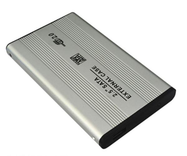 Disque SSD HDD USB Pouce DESKTOP Cas Utiliser 2.5 Loptop Enclosure SATA External Drive Pour Box 2.0 Aluminium dur