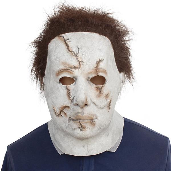 Cos McMillan maschera mascherata Halloween Horror maschera lattice bar Prom film props maschere di partito mk686