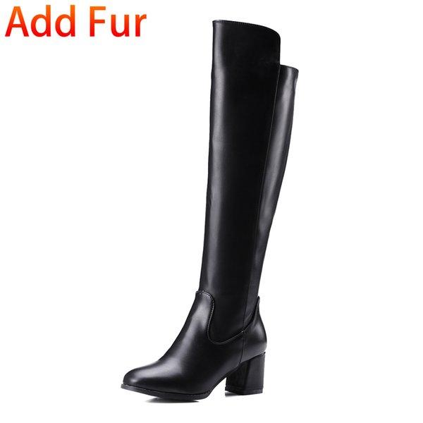 siyah ekle fur1