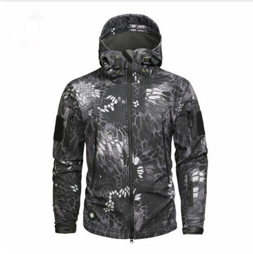 Vestes Tactical Bomber Jacket Hommes Hiver New Cotton Jacket Manteau 3XL Armée De L'air Armée De Printemps Cargo Jaqueta Masculina