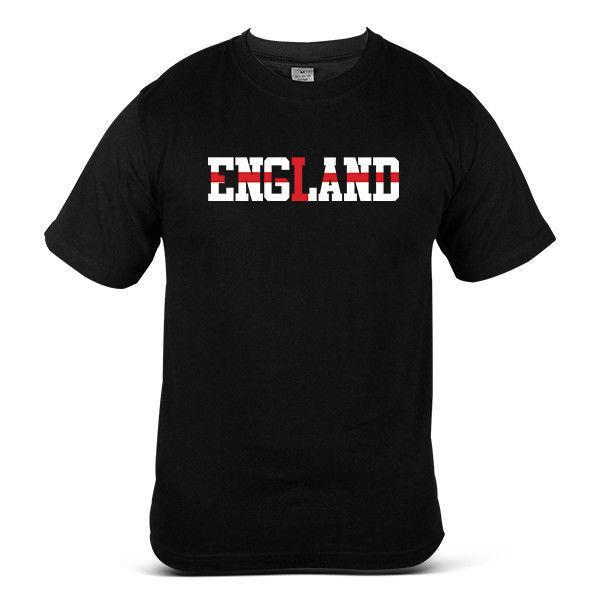 World cup 2018 England Football Streetwear Soccer Top Jessy Mens Tee T-Shirt