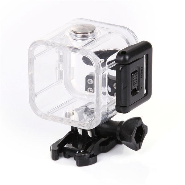 45m wasserdicht Unterwassergehäuse für GoPro Hero 4 Session 5 Session Action Kamera transparent Tauchen Fall Mount Go Pro Zubehör