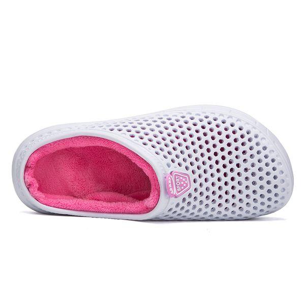 ee9b2cb1 Zapatillas En Zapatos Casa Con Invierno De Hombre Cómodo Para Mujer Los  Slip Felpa Cortos tr7tq4