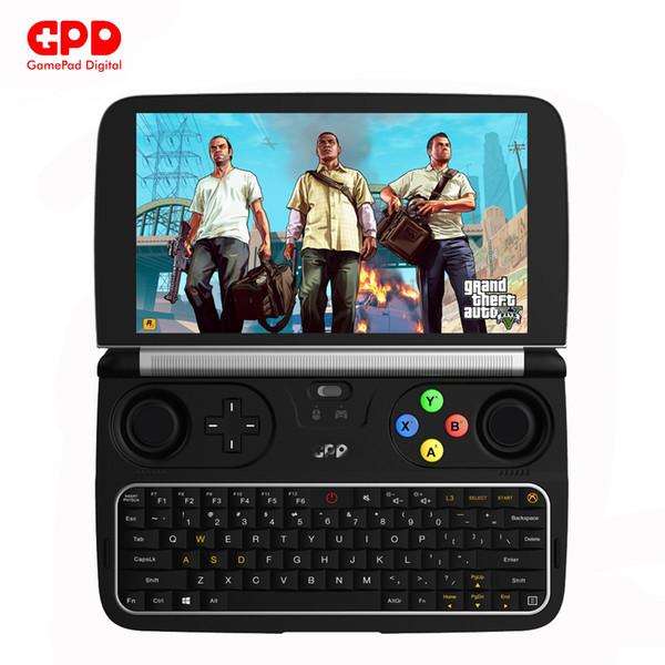 GPD WIN 2 Intel Core m3-7Y30 Quad core de 6 Polegadas GamePad Tablet Windows 10 8 GB de RAM 128 GB ROM de Bolso Mini PC Portátil Game Player