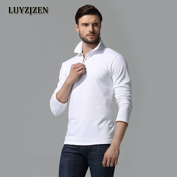 Brand Clothing New Men  Shirt Men Business Casual Solid Male  Shirt Long Sleeve Breathable Shirts High Quality C2