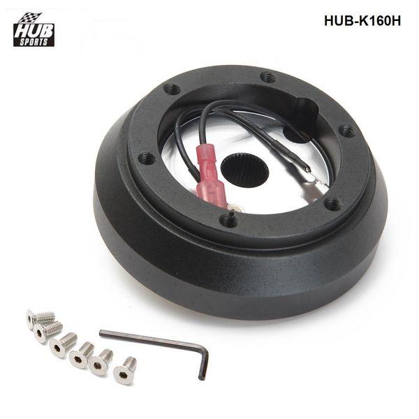 New Car Styling Steering Wheel Short Hub Adapter For Mazda Miata For Hyundai RX-7 RX-8 GENES HUB-K160H