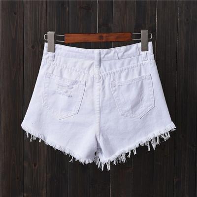 Белые шорты