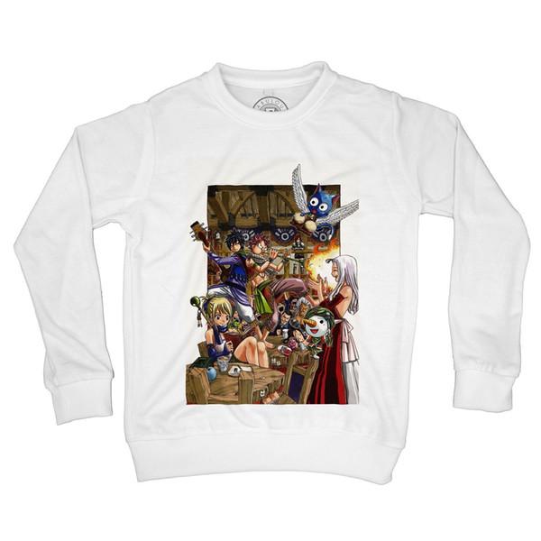 c9e20844ff141 Sweat Shirt Enfant Guilde Magique Fairy Tails Awesome Tee Shirt ...