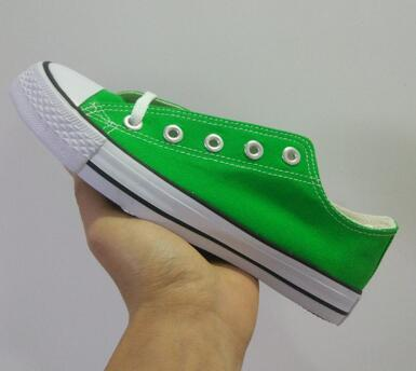 Grüne niedrig