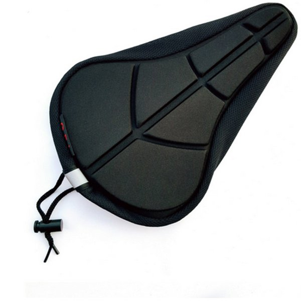 New Bicycle Saddle Cycling Seat Mat Comfortable Cushion Soft Seat Cover For Bicycle Mountain Bike Seat Cushion mtb bike saddle