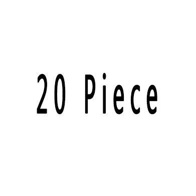 20 조각