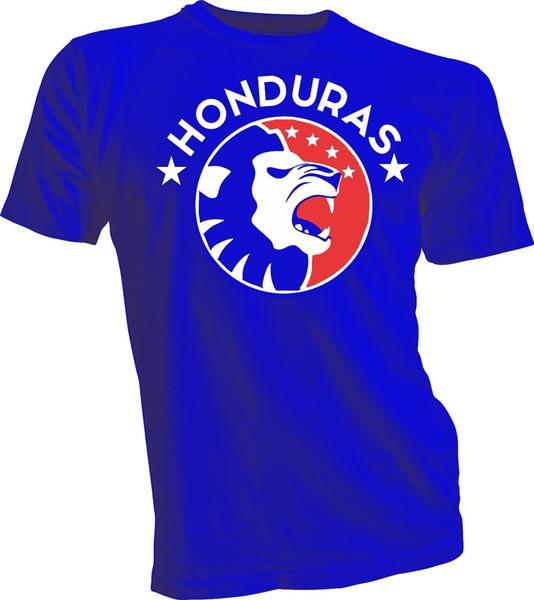 Клуб Олимпия де Гондурас футбол Футбол футболка Camiseta Альбос Леонес ручной работы 1Funny бесплатная доставка унисекс случайный подарок