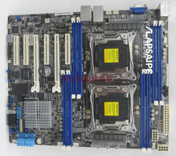 Z10PA-D8 C612 X99 dual server motherboard support E5-2600v3 series
