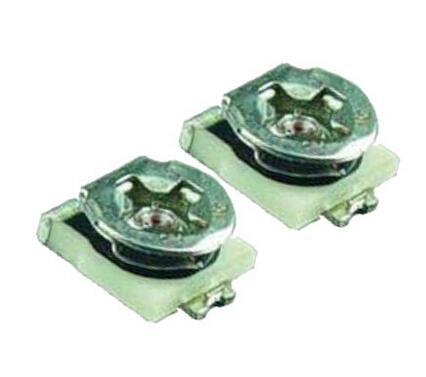 100 PZ 3 * 3 3 * 3 3x3 5 K ohm EVM3ESX50B53 potenziometro regolabile patch 3X3MM (2.2K 3.3K 10K 20K 22K 100K