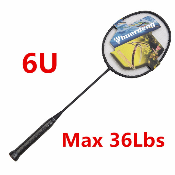Badminton rackets professional Stiff offensive Raqueteira force badminton racket 6U astrox strike racket vtzfii bs12