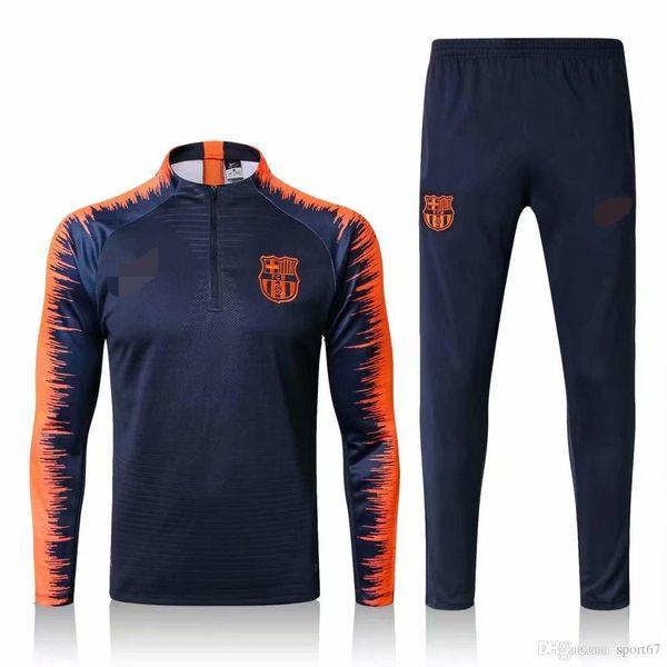 traje Barcelona hombre