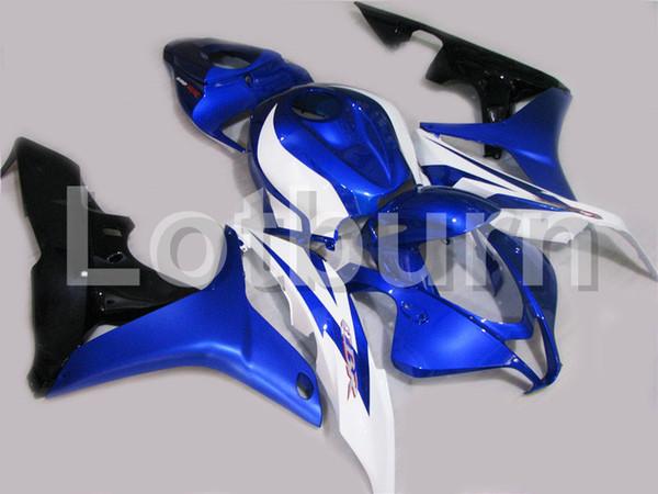 Moto Motorcycle Fairing Kit Fit For Honda CBR600RR CBR600 CBR 600 RR 2007 2008 07 08 F5 ABS Plastic Fairings fairing-kit A237