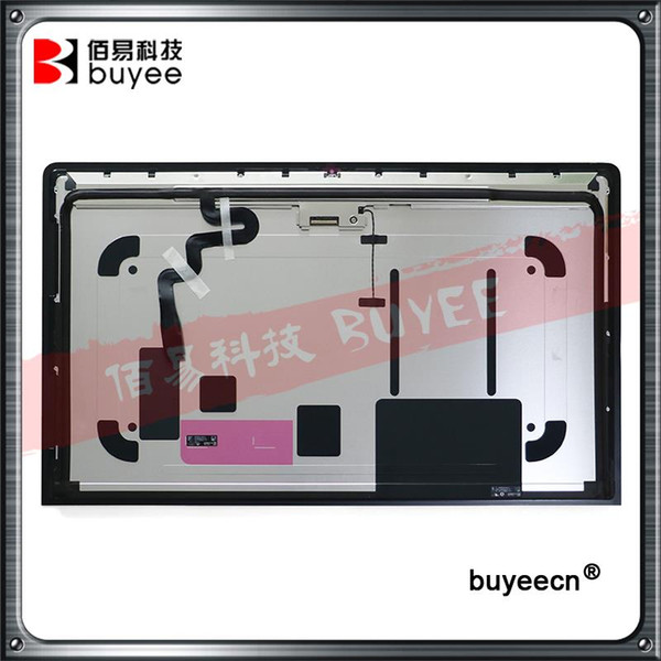 """New Original 2017 A1419 5K LM270QQ1-SDC1 LCD Screen For iMac 27"""" A1419 LCD Display with Front Glass LM270QQ1 SD C1 5120*2880"""