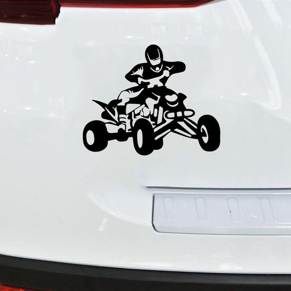 15 * 9.6cm Sticker Dirt Bikes Racing Sticker Cool Graphics Moto VUS Bumper Car Window Ordinateur Portable De Voiture Styling Vinyle Stickers