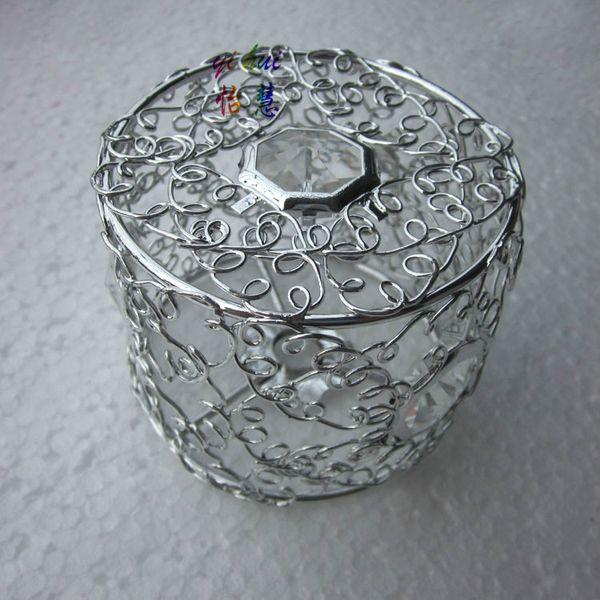 crystal+aluminum
