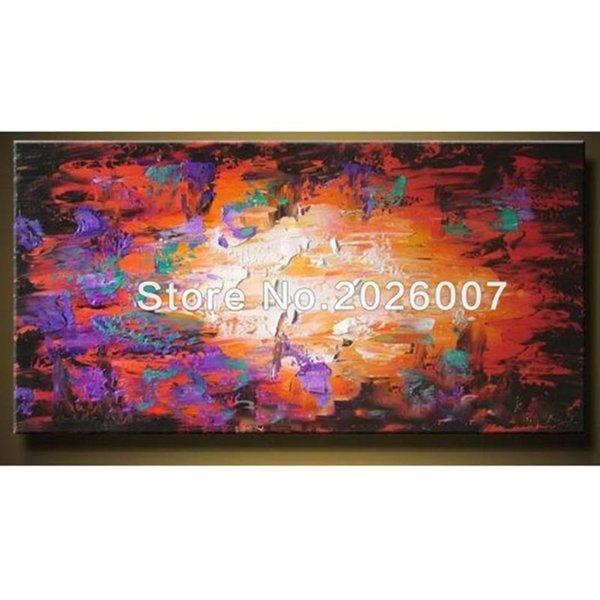 Acheter Toile Pas Cher Art Art Abstrait Wall Decor Chambre Mur Photos Couteau Art Abstrait Peinture Pour Salon De 56 99 Du Handpaintoilpainting