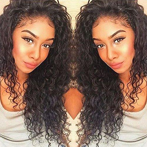 360 Lace Frontal Wigs 150% density Lace Front Wig With Baby Hair Brazilian kinky Curly Full Lace Human Hair Wigs Pre plucked Hairline