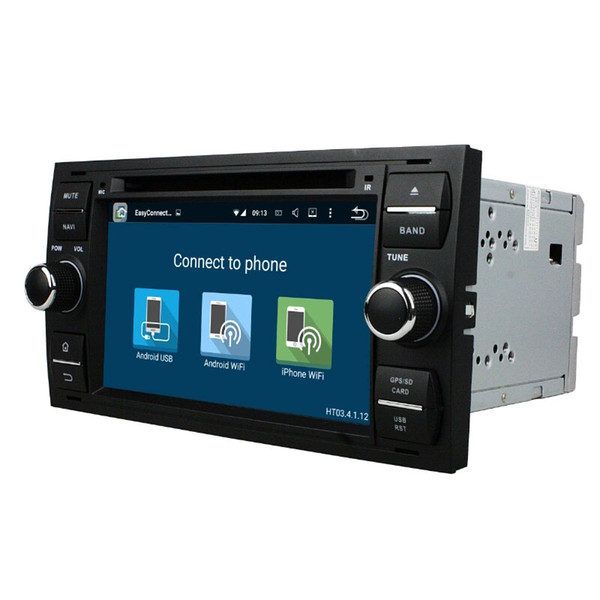 7inch Andriod 6.0 Car DVD player for Ford FOCUS Mondeo with GPS,Bluetooth,Radio,2GB RAM