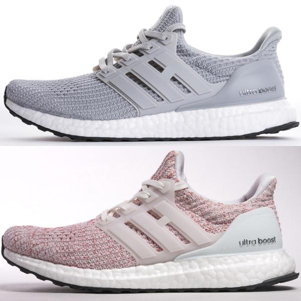 the latest 67e00 8a1f8 Shop UltraBoost 4.0 on DHgate, Buy Ultra Boosts Size 13 Grey Running Shoes  Comfortable. Primeknit Show Your Stripes Triple Black White
