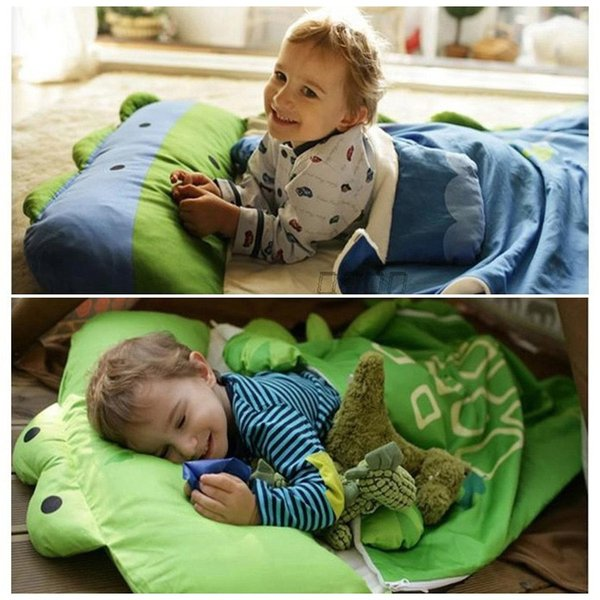 low priced 0c483 48954 Hot! Cartoon Animal Modeling Cotton Baby Sleeping Bag Winter Toddler Girl  Boy Child/Kids Warm Sleep Bags,Size:130*105cm,1 4 Year Kids Cotton Sleeping  ...