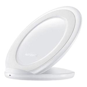 White wireless charger