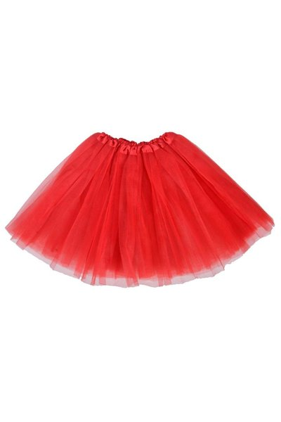 BALLET DANCE RED Tutu Skirt Hen Night/Night Out/Halloween for Ladies GIRLS