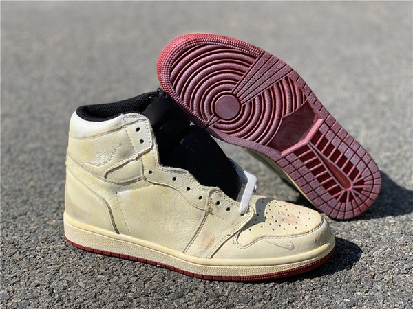 acac2c4bda9 Hydro I High Nigel Sylvester Basketball Shoes Mens Shoes Quality One 1s  Sneakers Replica Designer Replicas Shoes With Box Free Ship Us 8 14 Sports  ...