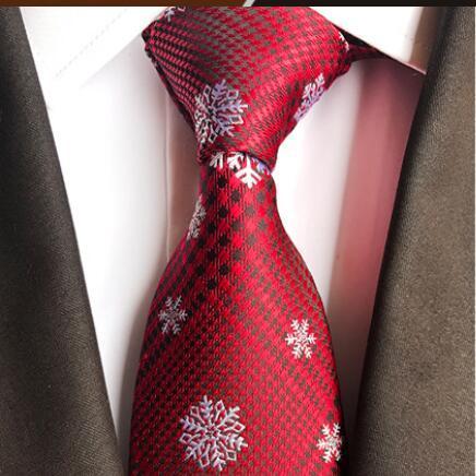 Laços do pescoço homem foe New high-density festivo gravata de Natal, laço do noivo do casamento venda quente frete grátis