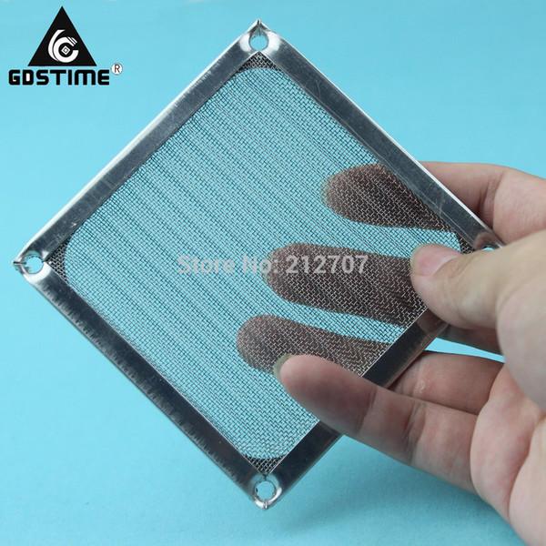20PCS LOT Gdstime Computer PC Dustproof Cooler Fan Case Cover Dust Filter Mesh 90 x 90mm