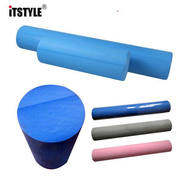 ITSTYLE Yoga Block Foam Roller EVA Smooth Physio Massage Pilates Tight Muscles Yoga Column