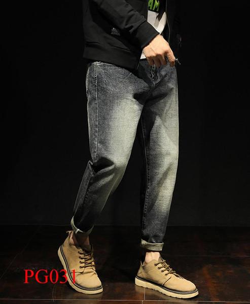 PG031 синие джинсы