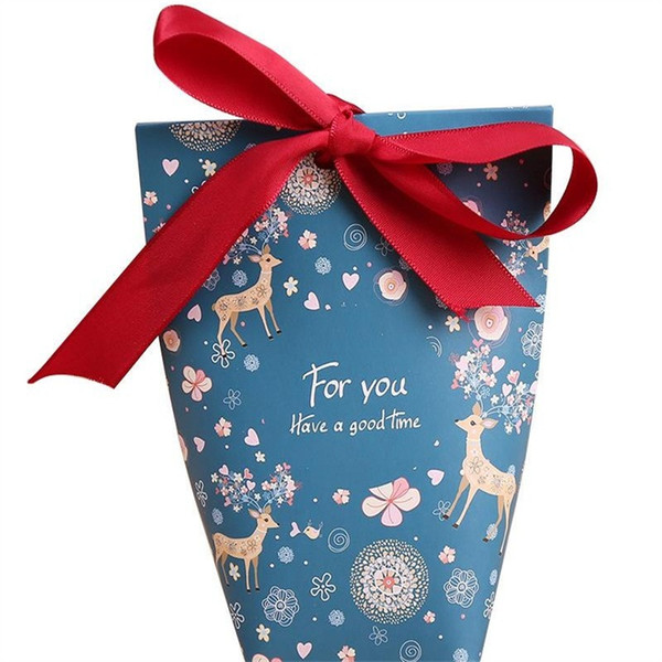 Candy Box Bag Packing Novelty Starry Sky Flamingo Rabbit Easter Nougat Gift Wrap Cookies Box Practical 0 8wh cc