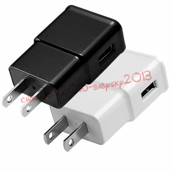 Wandaufladeeinheit EU US Wechselstrom-Haus 2A Energienadapter für iphone 4 5 6 7 für Samsung-Galaxie s3 s4 s5 s6 htc lg