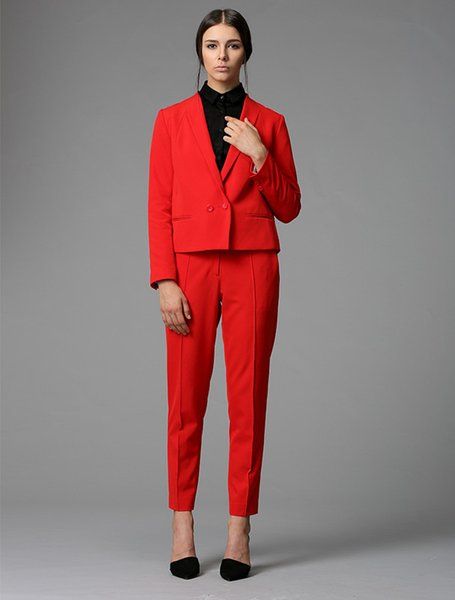 New Formal Women Business Suits Formal Office Suits Work Wear Sets Ladies Professional Office suits Jacket+Pants