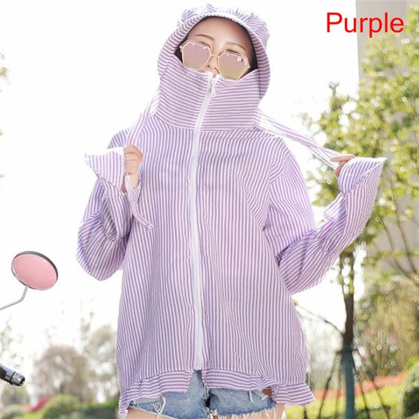 Women Summer Long Thin Cardigan Sun Protection Clothing Tops Beach Cape Blusas Femininas 6 Colors