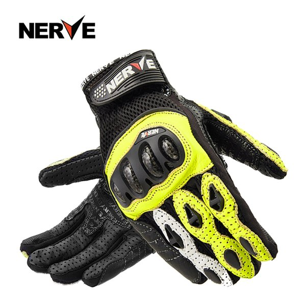 2018 new arrived summer Breathable leather motorcycle gloves/ racing gloves/ motocross racing gloves/ Sports Gloves 3 colors