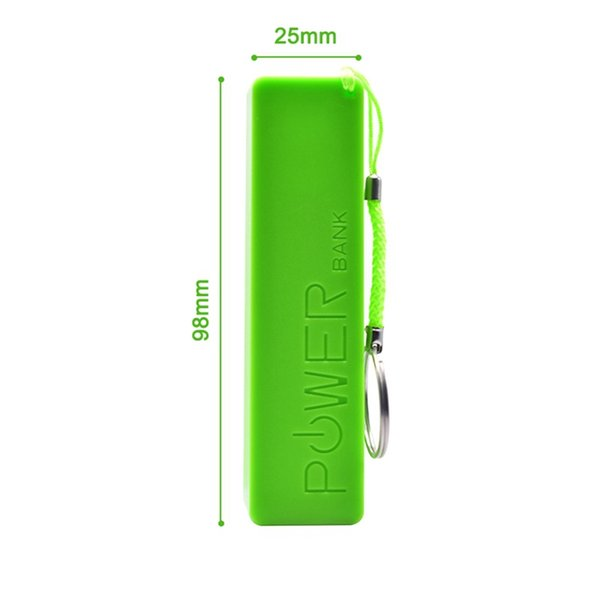 Top quality 2600mAh Power Bank Charger Portable Perfume 2600 mah Mobile Phone USB PowerBank External Backup Battery Charger for SmartPhone
