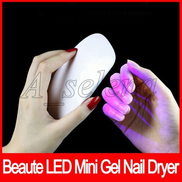 Tırnak Kurutucu Jel Oje Güçlü LED UV Lamba Lehçe Işık Çivi Yüz Araçları Tırnak Bakımı Araçları Hızlı Kuru