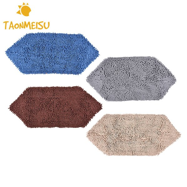 Pet Dog Cat Towel Super Water-absorbent Quick-dry Durable Bathing Towel Drop Shipping
